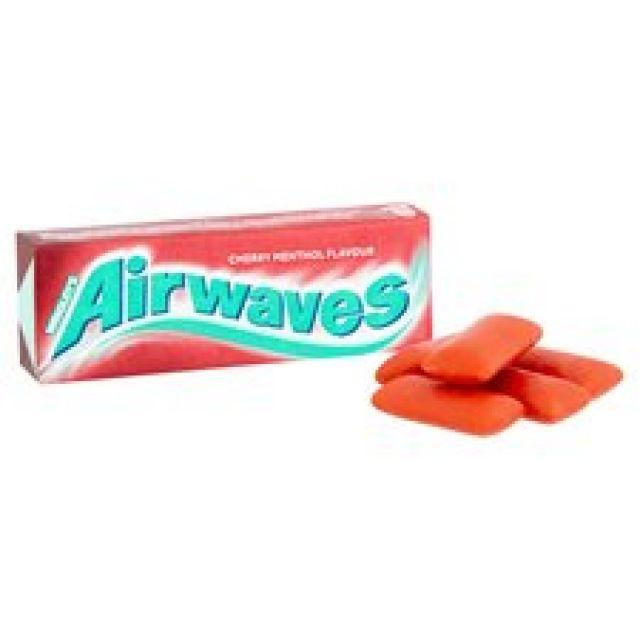 Airwaves Cherry Menthol Gum