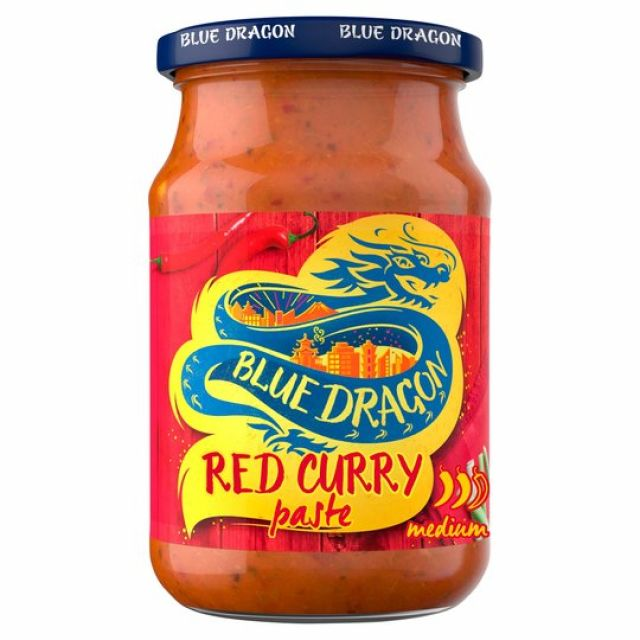 Blue Dragon Thai Red Curry Paste