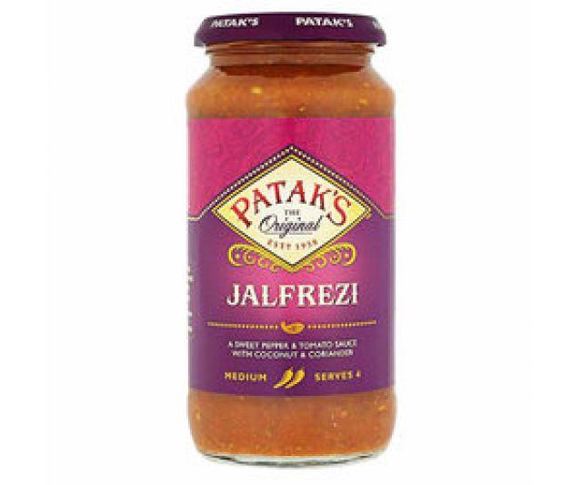 Pataks Jalfrezi Sauce