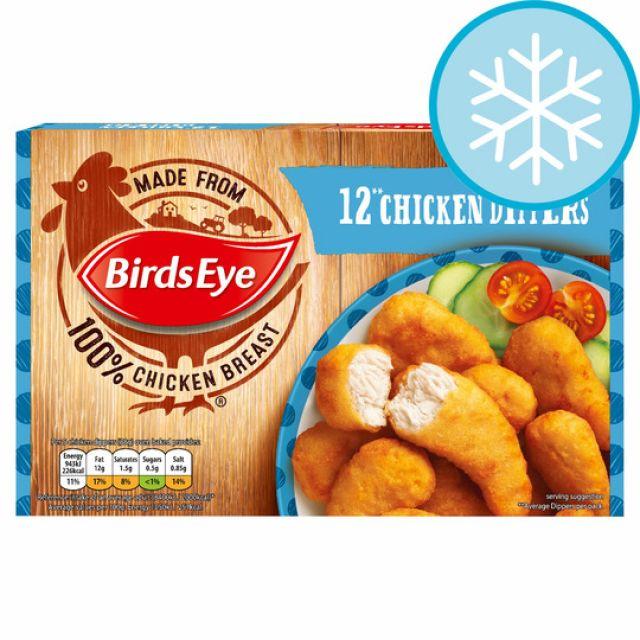 12pcs Chicken Dippers Birds Eye