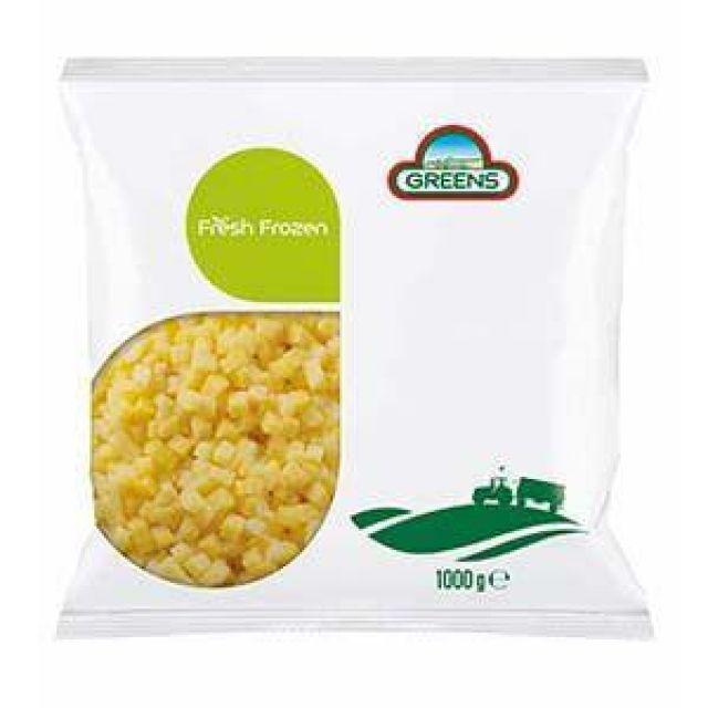 Greens Frozen Sweetcorn 1KG