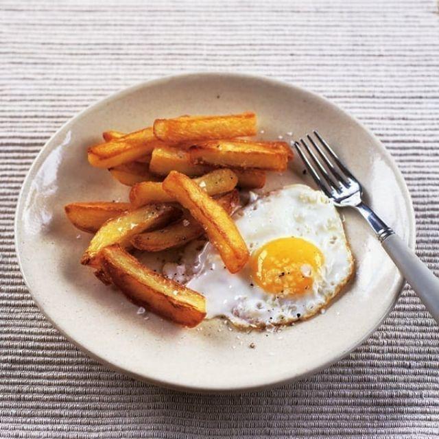 Egg & Chips