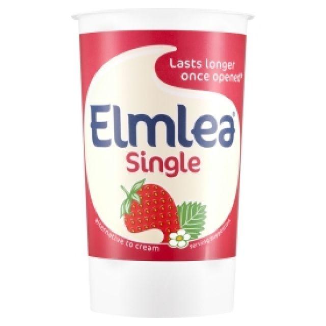 Cream Elmlea Single