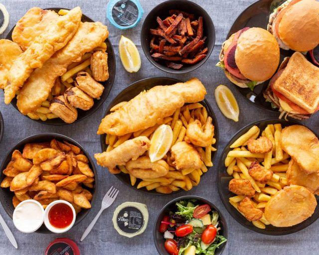 Delicious Fish & Chicken