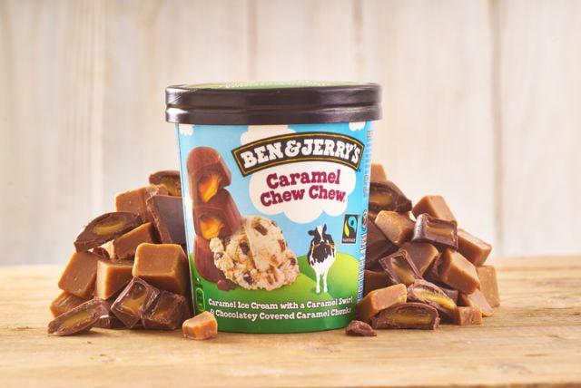 Ben & Jerry's Caramel Chew Chew