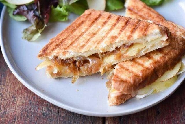 Cheese & Onion Panini