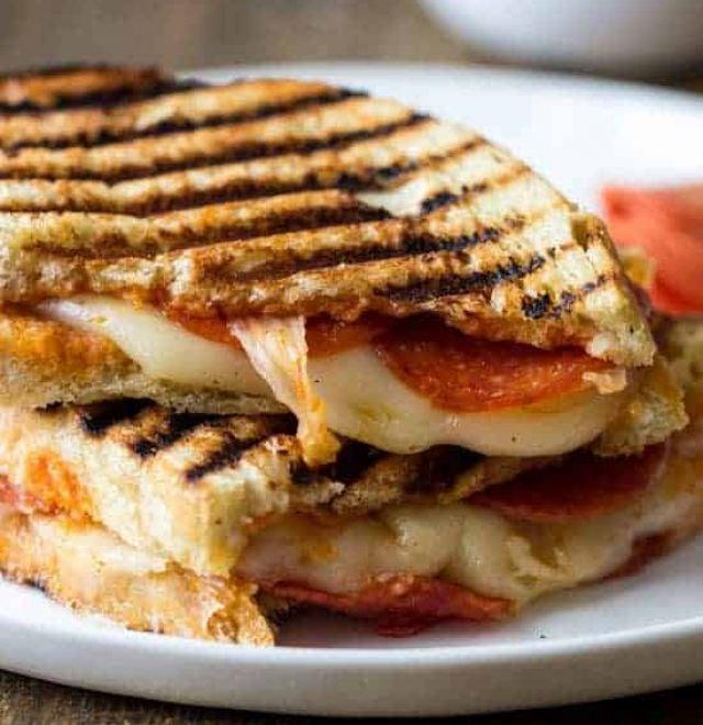 Cheese & Pepperoni Panini
