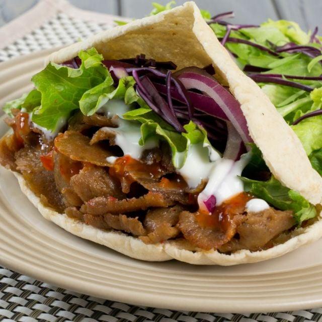 Large Lamb Doner Kebab