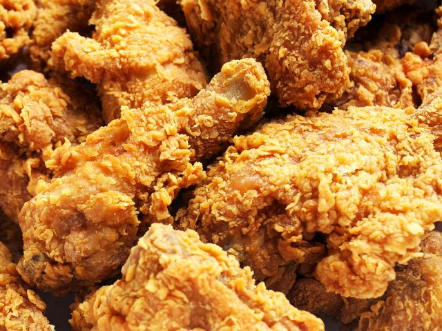20pcs Fried Chicken