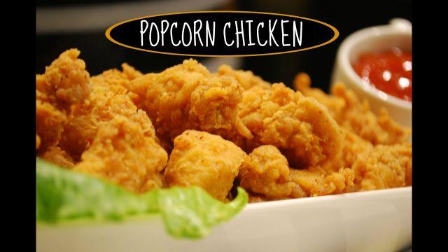 Kids Chicken Popcorn Meal