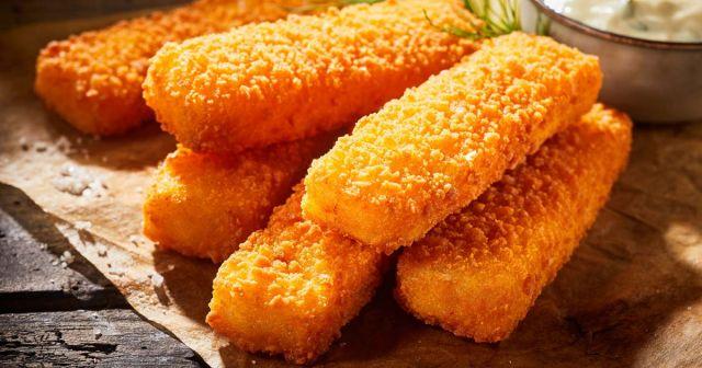 Kids Fish Finger Meal