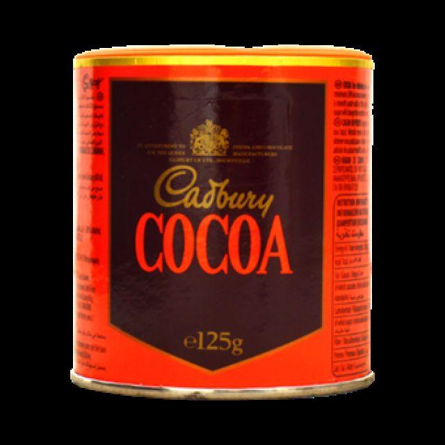 Cadbury Cocoa Powder Drum 125g