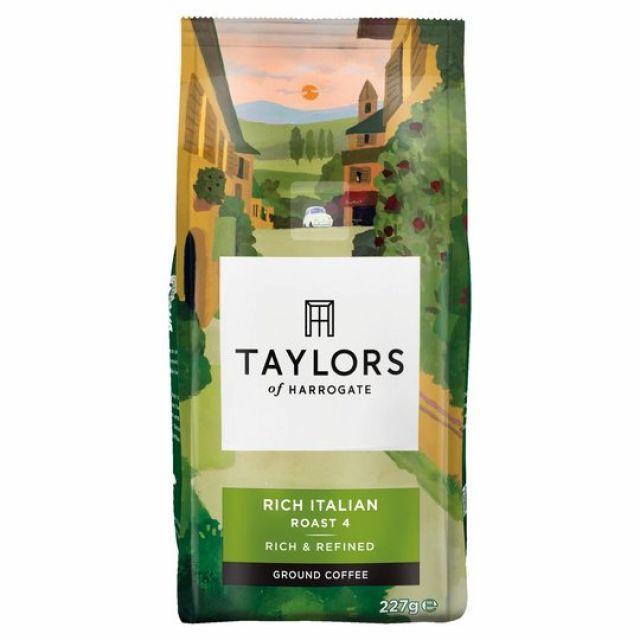 Taylors Ground Coffee Italian Roast