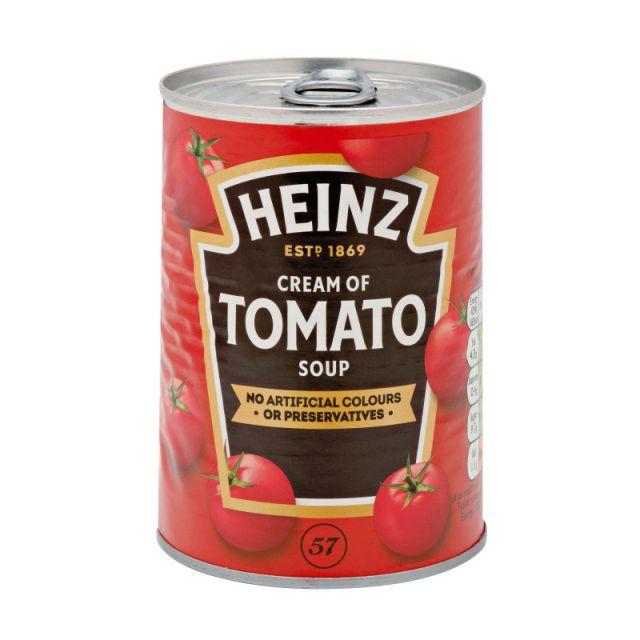 Heinz Cream Of Tomato Soup Tin