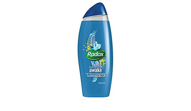Shower Gel Radox Feel Awake