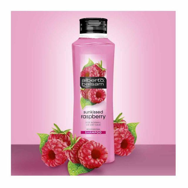 Shampoo Alberto Balsam Raspberry