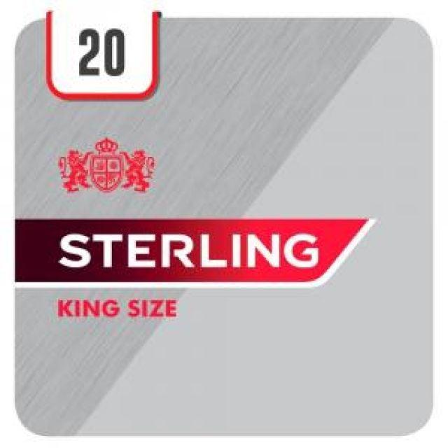 Sterling Original Red KS