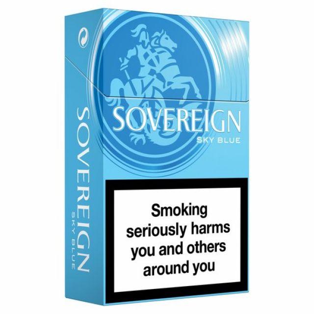 Sovereign Blue KS