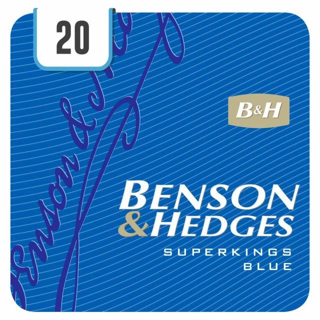 B&H Blue Superkings