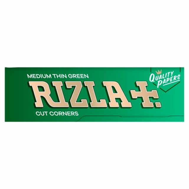 Rizla Green Papers