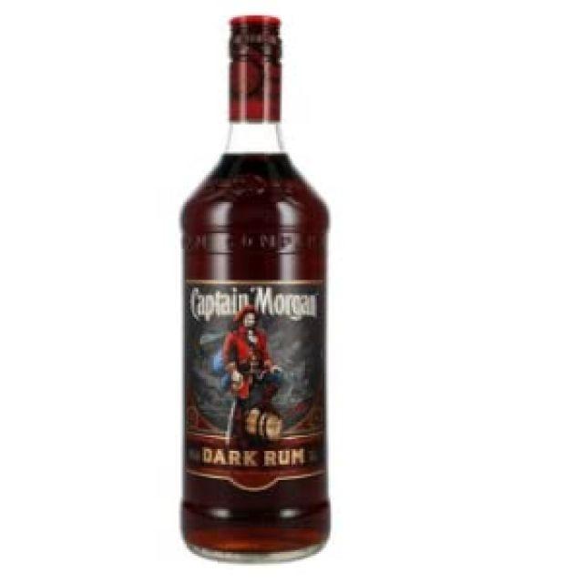 Rum Captain Morgan Dark 70cl