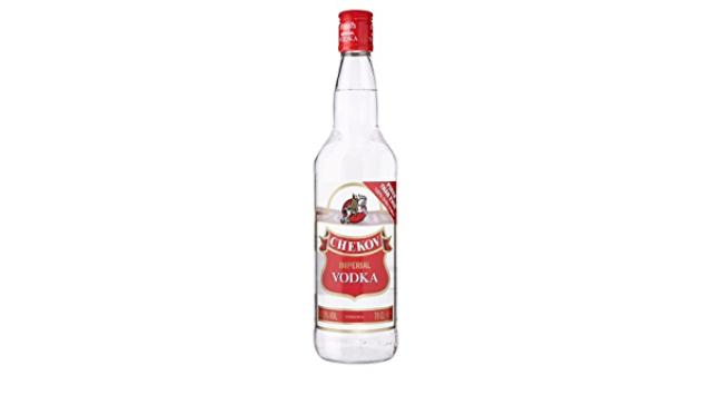 Vodka Chekov 70cl