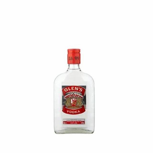 Vodka Glens 35cl