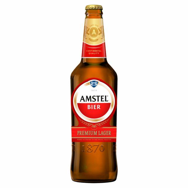 Amstel Bier 650ml Bottle