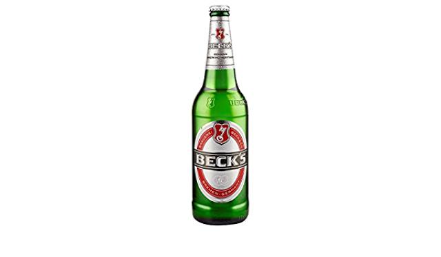 Becks Bier 660ml Bottle