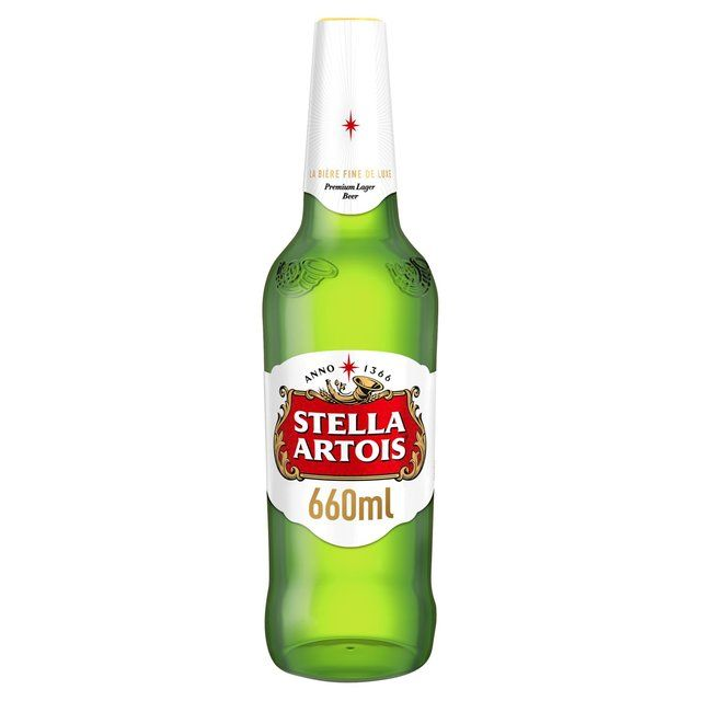 Stella Artois 650ml Bottle