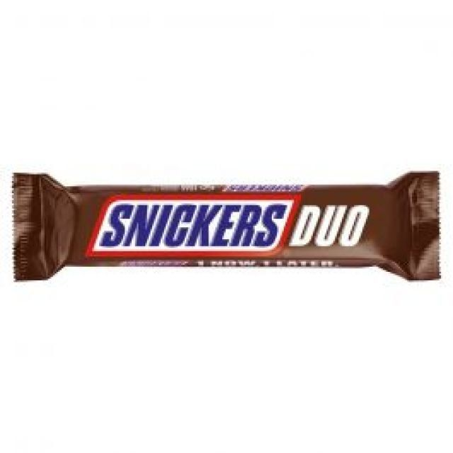 Snickers Duo Bar