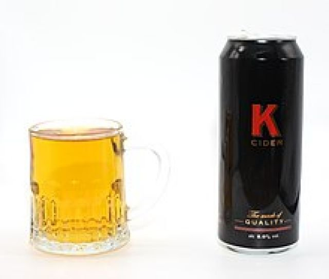 K Cider 500ml Can