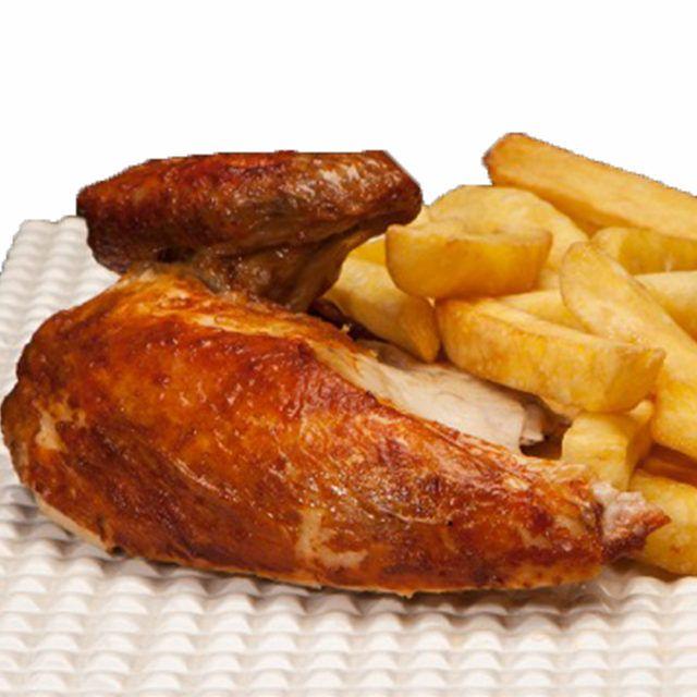 1/4 Fried Chicken