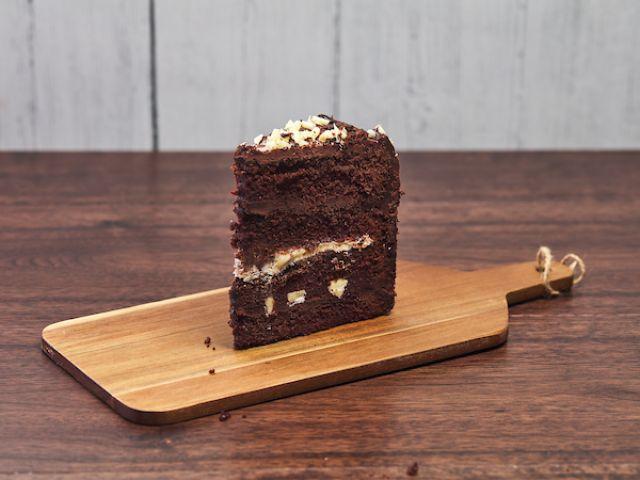 Ultimate Chocolate Fudge Cake