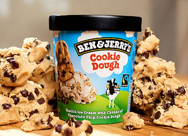 Cookie Dough Ben and Jerrys