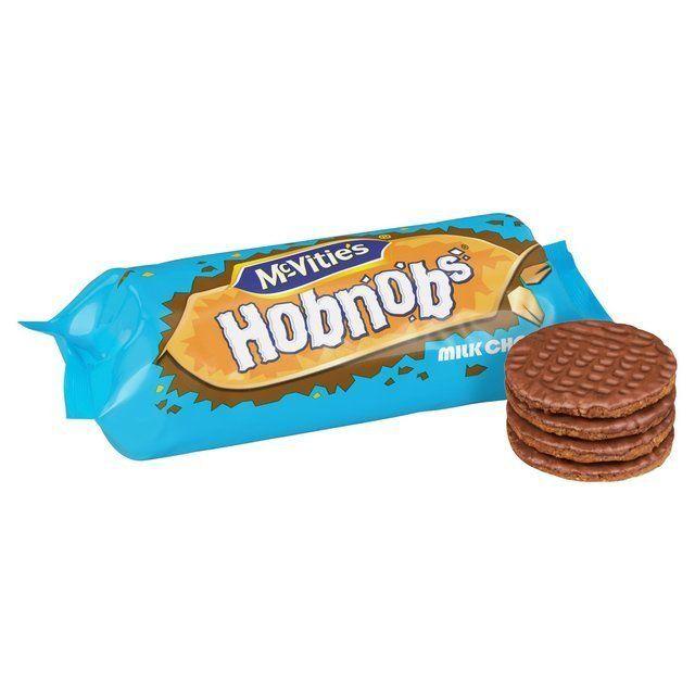 McVities Hobnobs Milk Chocolate