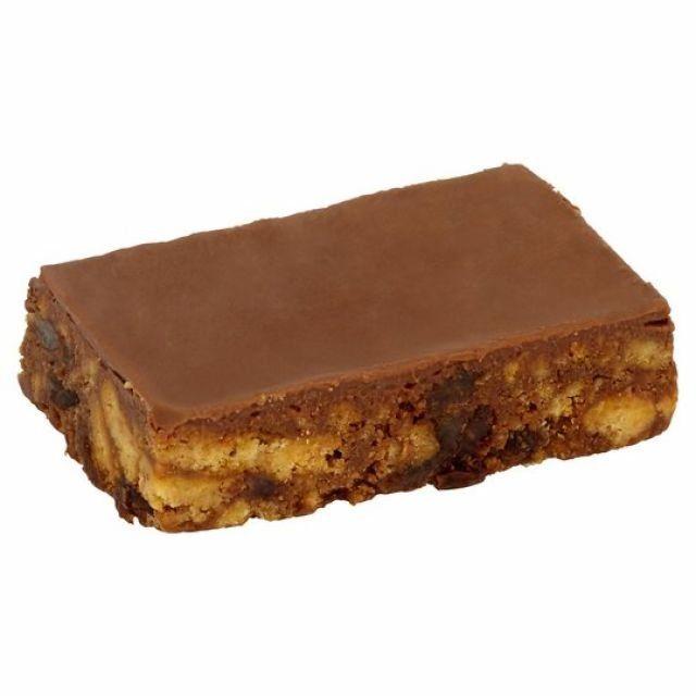 Caramel Tiffin Cake Slices Goodwyns 3 Pack