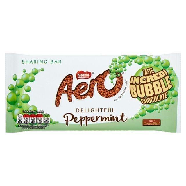 Aero Peppermint Giant Block