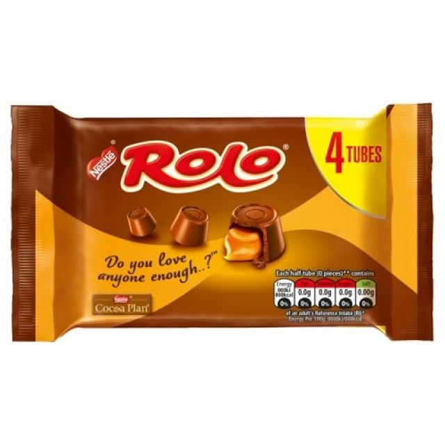 Rolo 4 Tube Pack