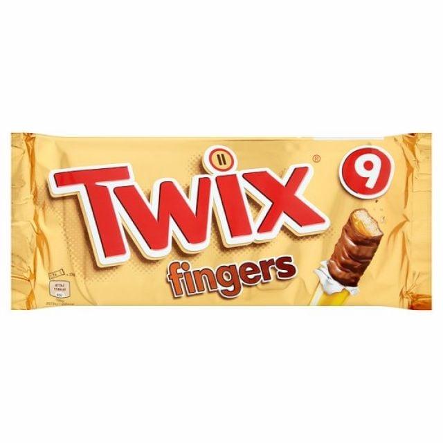 Twix Biscuit 9 Pack