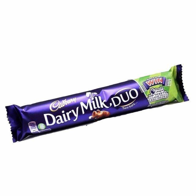 Cadbury Dairy Milk Duo Bar
