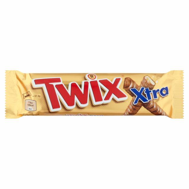 Twix Xtra Bar