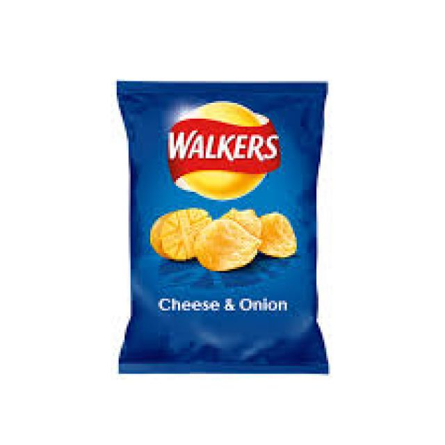 Walkers Cheese & Onion 70g