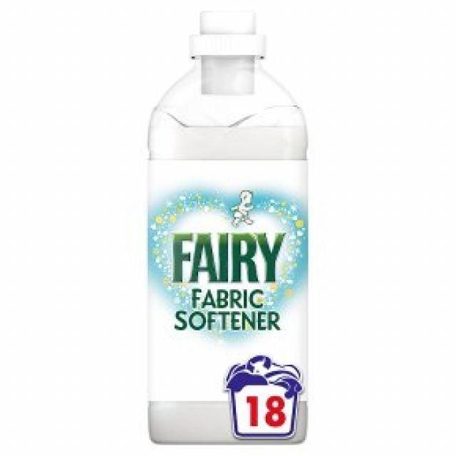 Fairy Fabric Softener 18 Wash