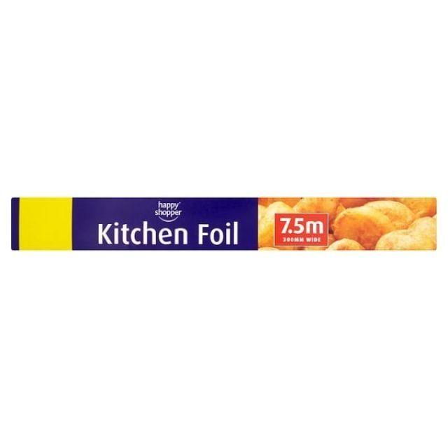 Kitchen Foil Happy Shopper