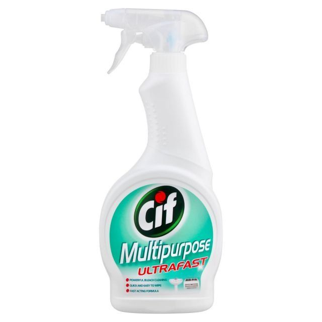 Cif Multipurpose Cleaner with Bleach Spray