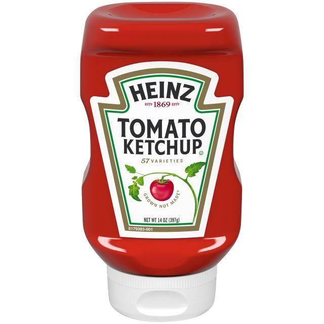 Ketchup Heniz  400ml