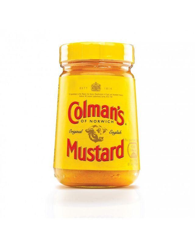 Mustard Colmans