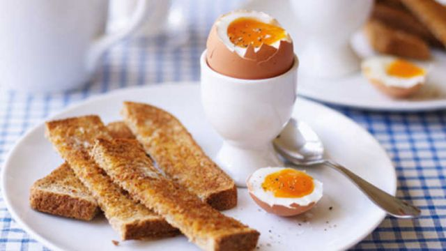 Kids Egg & Soldiers
