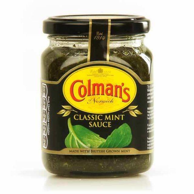 Mint Sauce Colmans
